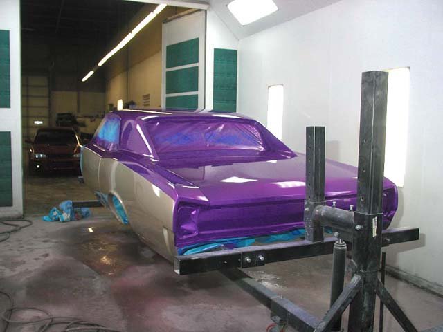 Quality Paint And Body Tulare